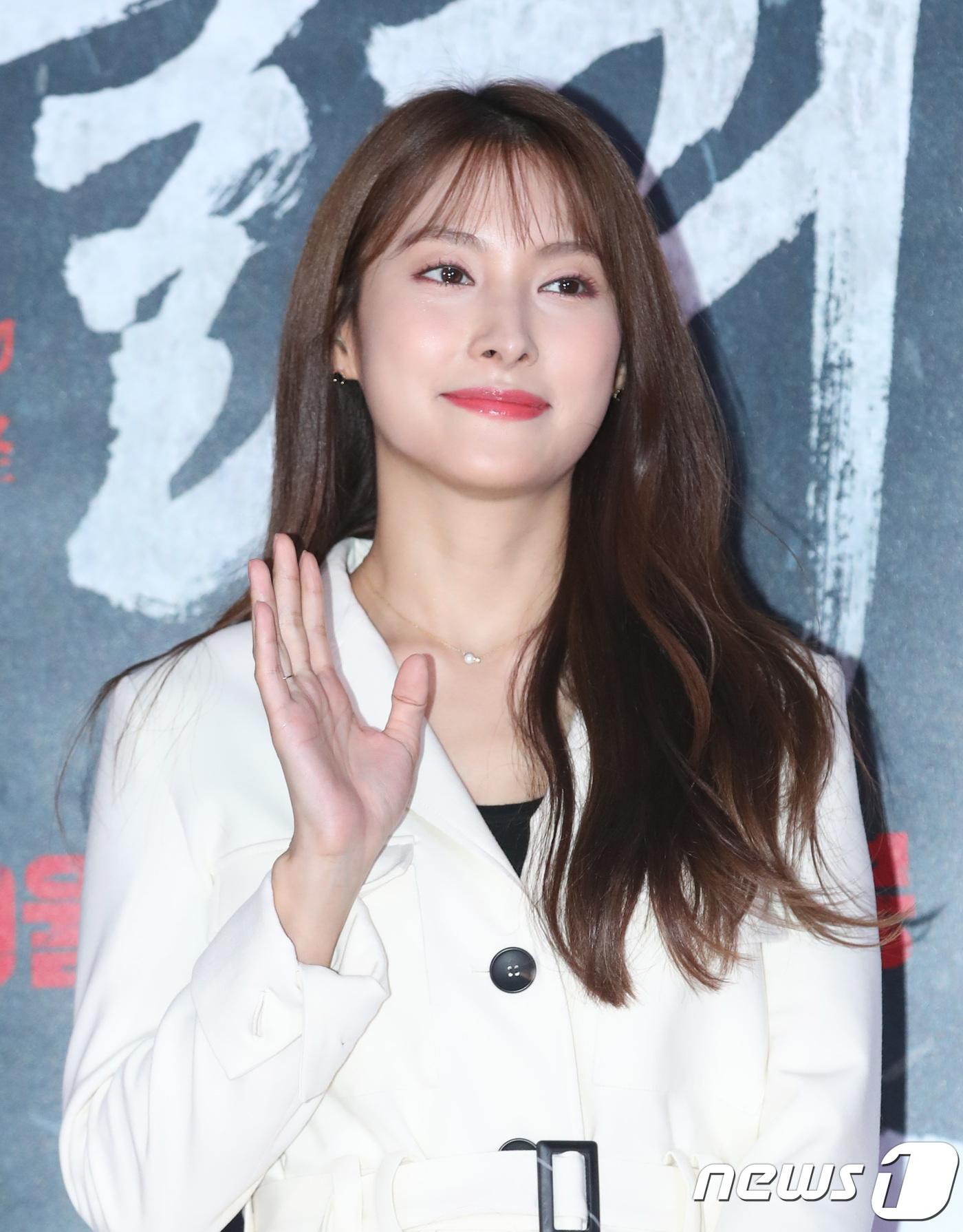 박규리, 모태미녀의 위엄
