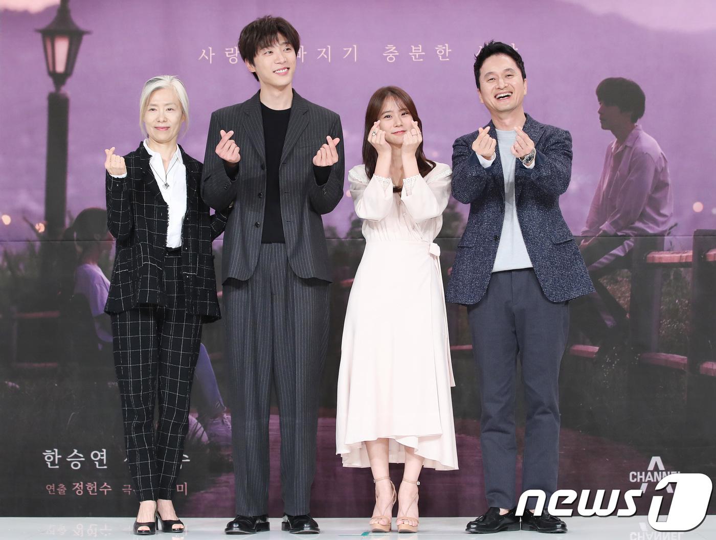 예수정-신현수-한승연-장현성, '열두밤' 대박