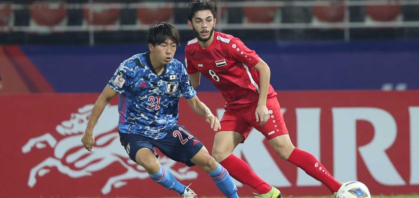일본, 시리아에 1-2로 져 2연패…AFC U-23 챔피언십 예선 탈락 수모