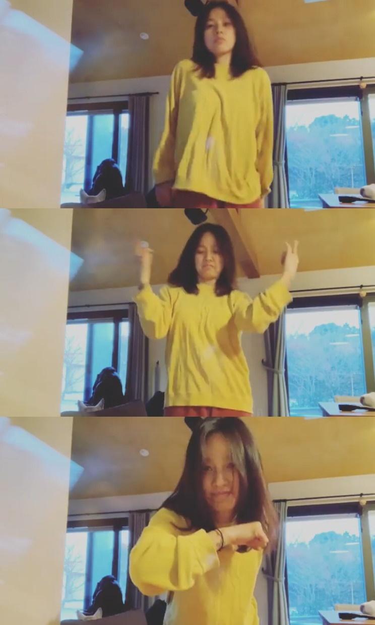 이효리 '아무노래' 댄스 챌린지 동참…지코