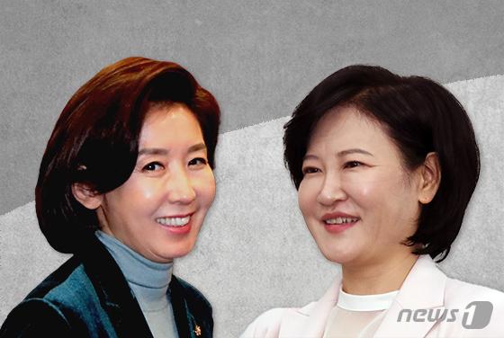 동작을 여성 법조인 맞대결…'4선' 나경원 대 '정치신인' 이수진
