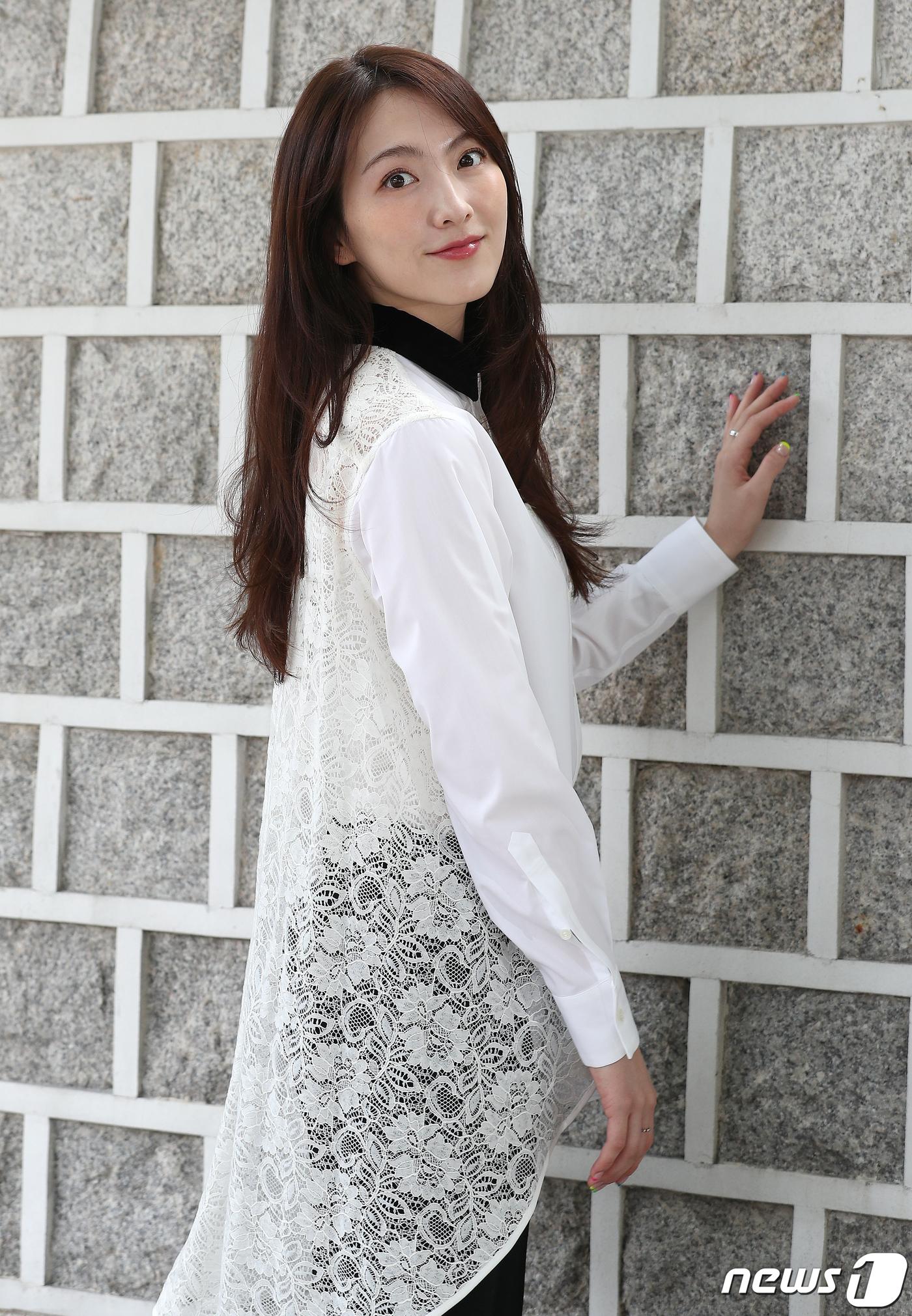 """[N인터뷰]① '야식남녀' 강지영 """"드디어 한국 활동, 너무 기뻤다"""""""