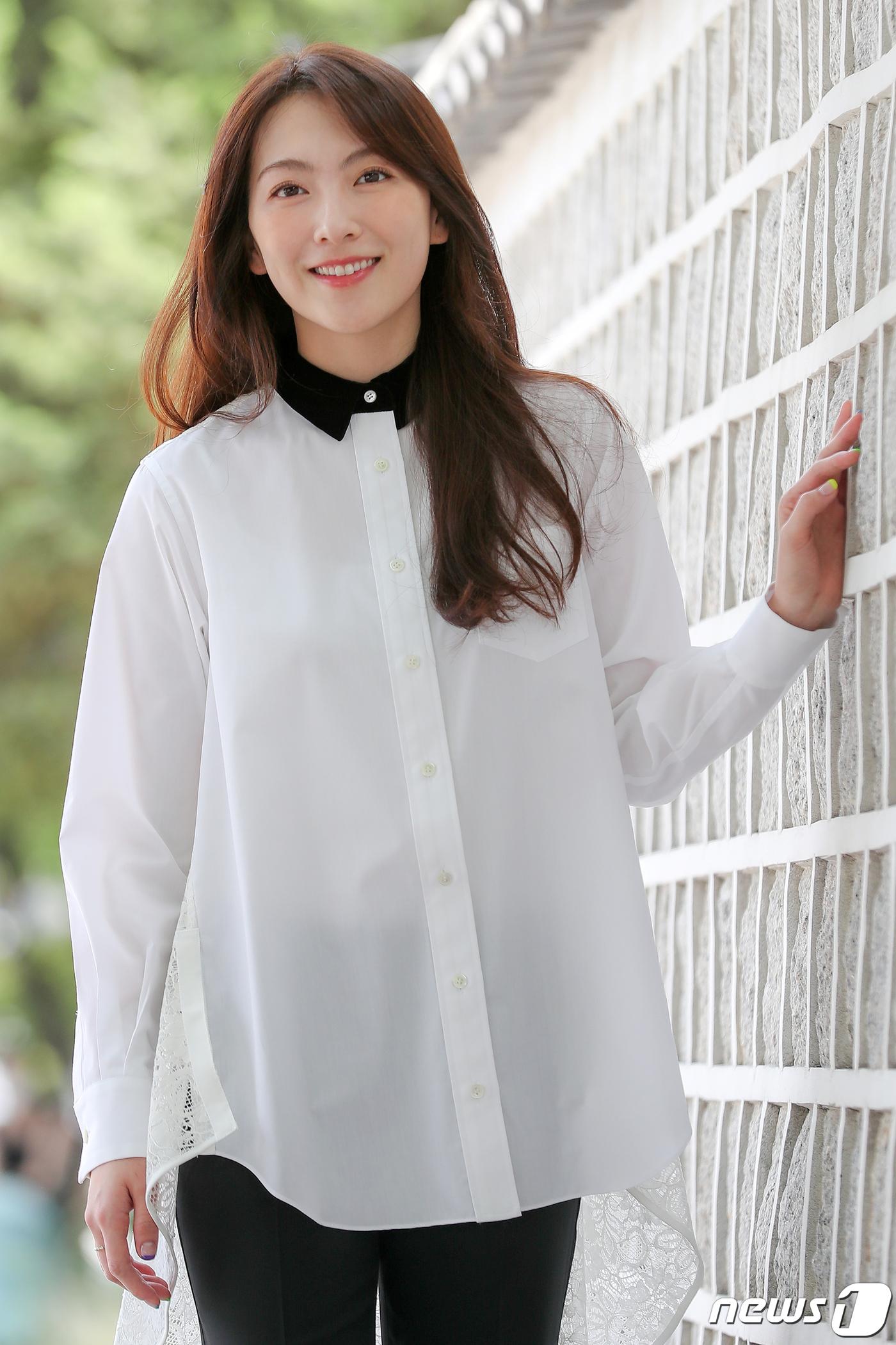 강지영 '싱그러운 미소'