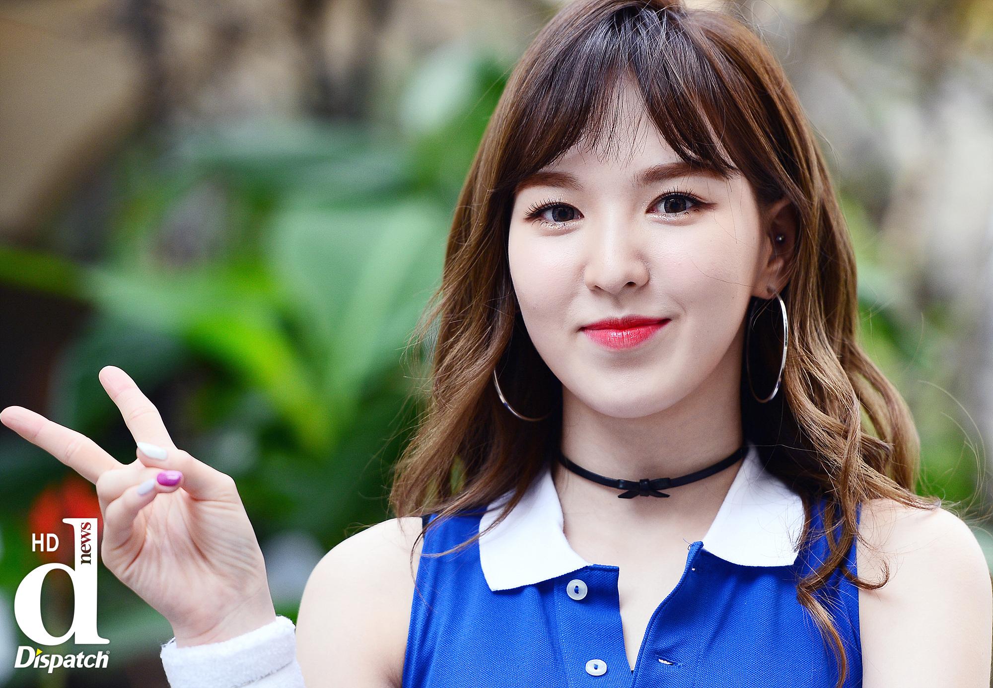 "[HD포토] ""안구정화 꽃미모""ㅣ'레드벨벳' 웬디"