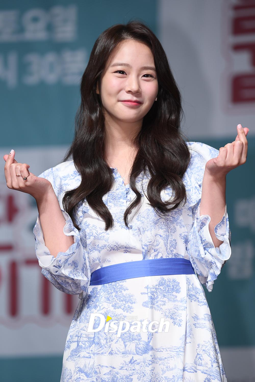 """[현장포토] """"러블리 스마일""""…한승연, 요정의 미소"""