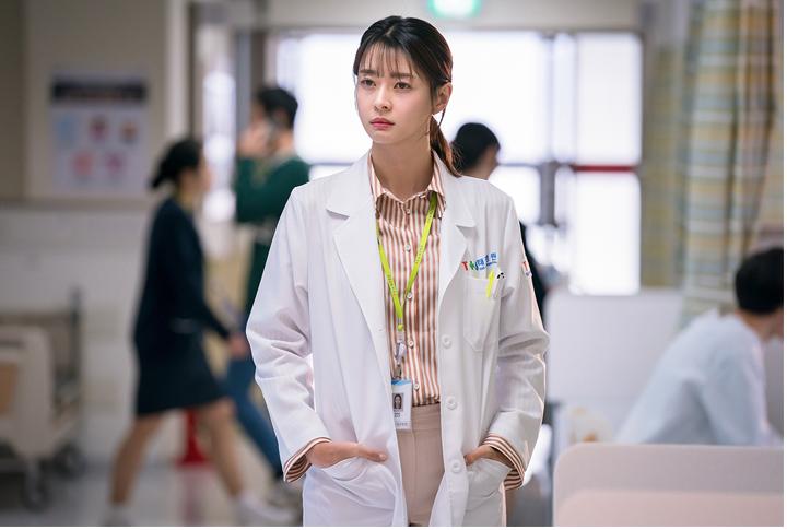 열혈 닥터 권나라, 청순 미모  (KBS 수목극 닥터 프리즈너)