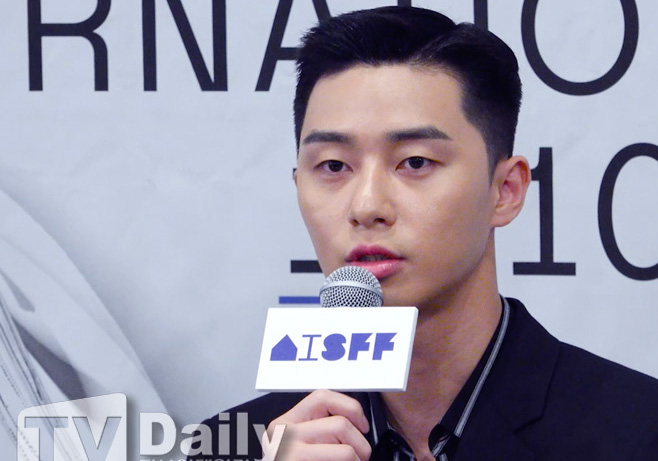 """[TD영상] 'AISFF' 박서준 """"간절한 배우들 알려지게 일조할 것"""""""
