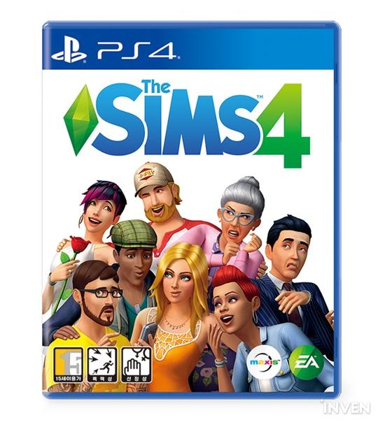 [뉴스] 심즈를 더 위대하게! '더 심즈 4' PS4 버전 11월 10일 예약판매 실시