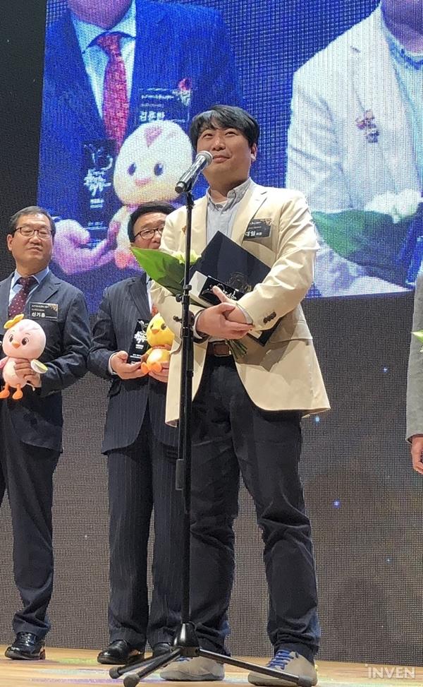 [뉴스] 펄어비스 김대일 의장, 대한민국 콘텐츠대상 대통령표창 수상