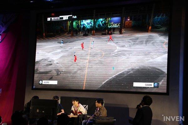 [포토] FIFA20 출시를 기념하는 국내 팬들의 전야제! 'FIFA20 런칭 쇼케이스' 풍경기 - 포토뉴스