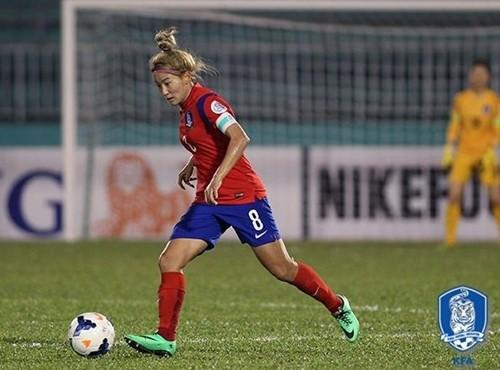 女子サッカー】韓国女子代表、中...
