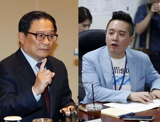 """박찬주 """"임태훈 삼청교육대 훈련 받아야""""…막말 논란"""