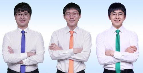 박정환 깁지석 나현, TV바둑아시아선수권 도전장