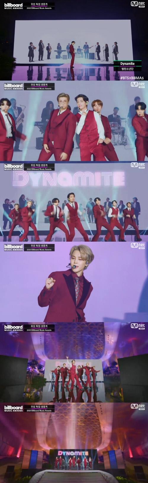 방탄소년단, '2020 빌보드뮤직어워드' 4년 연속 수상…글로벌 입지 재확인[SS뮤직]