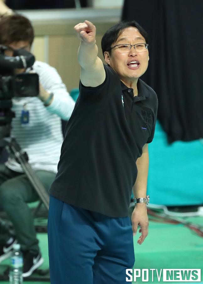 차해원 감독이 구상하는 김연경 활용법은?