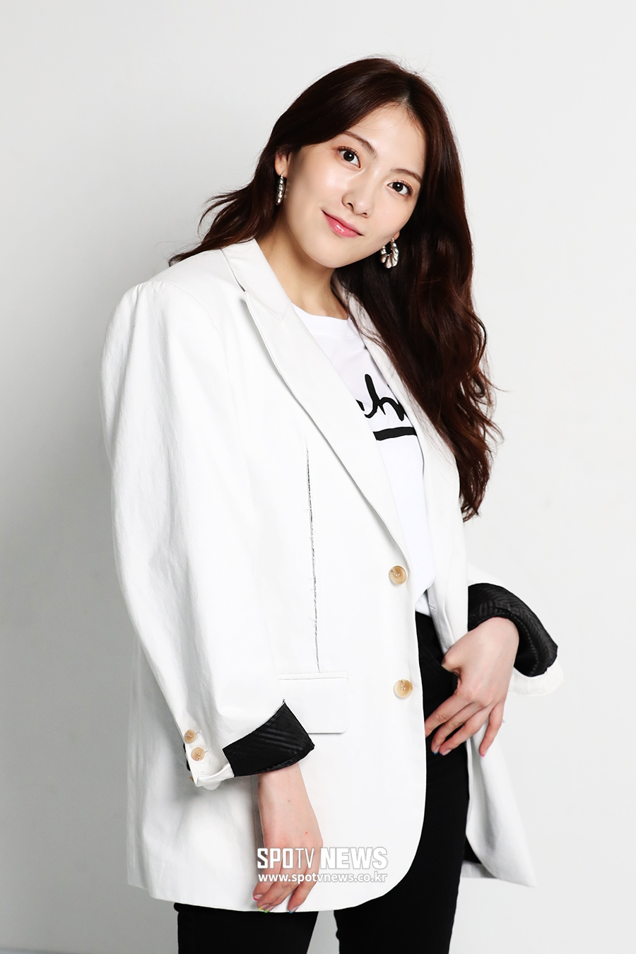 """강지영 """"배우 홀로서기, '난 카라였으니까' 절대 안 하기로 다짐""""[인터뷰S]"""