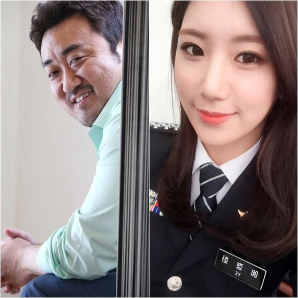 마동석 예정화 3개월째 열애, 소속사