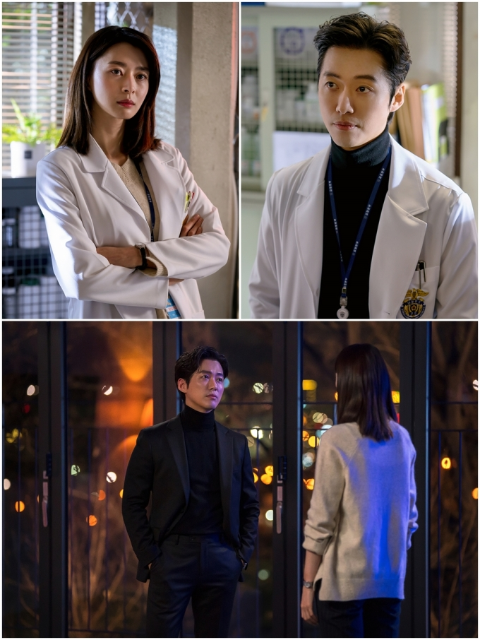 KBS '닥터 프리즈너', 남궁민·권나라 첫 촬영 공개…'첫 의드' 색다른 변신 예고
