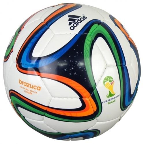 [지금 브라질에선] 2014 브라질월드컵 공인구 '브라주카란' 무슨 뜻?