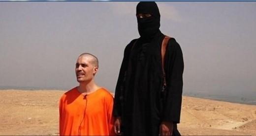 英언론, 미국기자 참수 집행한 IS대원…영국인일 가능성 제기