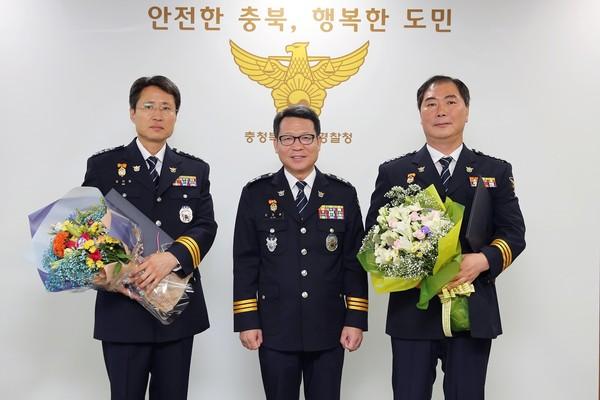 충북경찰청 이동원김기영씨, 총경 승진