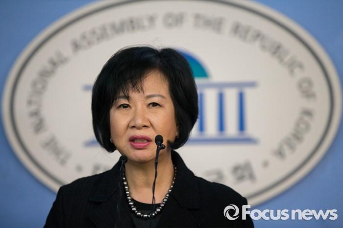 [포토] 기자회견하는 손혜원