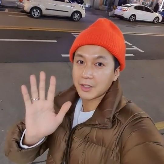 김승현, '알토란' 장정윤 작가와 커플링? 내년 1월 12일 결혼