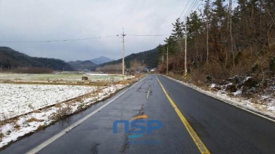 장흥군, 용산~관산~대덕간 국도 시설개량공사 '착공'