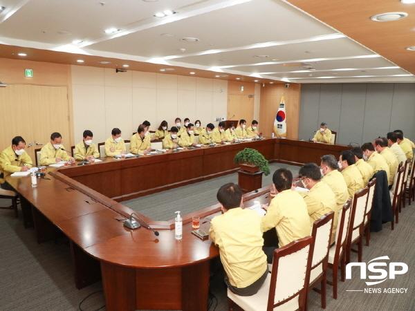 예천군, 코로나19 지역차단을 위한 적극 대응 태세 돌입