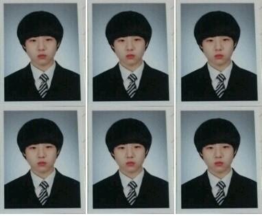 유승우 증명사진 공개 '바가지머리에 반전 무표정' 깜찍