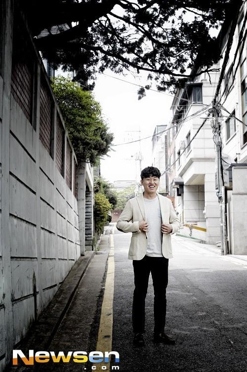 """김민재 """"이창동 감독, 단역에게도 90도 인사하는 거장""""(인터뷰)"""