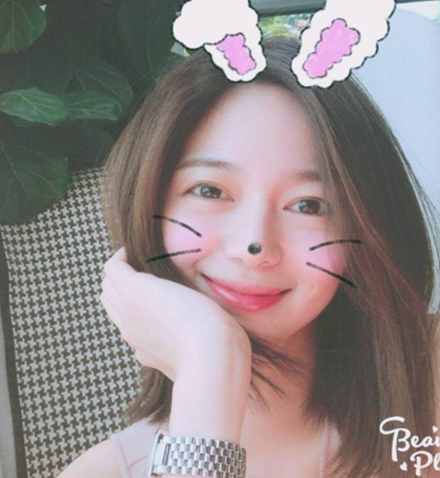 이엘리야, 흰색 토끼로 변신♥… 너무 귀여워!