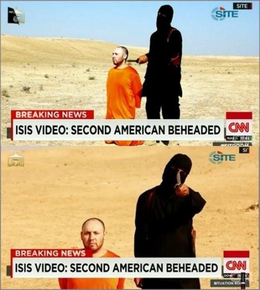 IS, 미국인 기자 참수 두 번째 영상 공개… 다음 희생자 '영국인' 예고