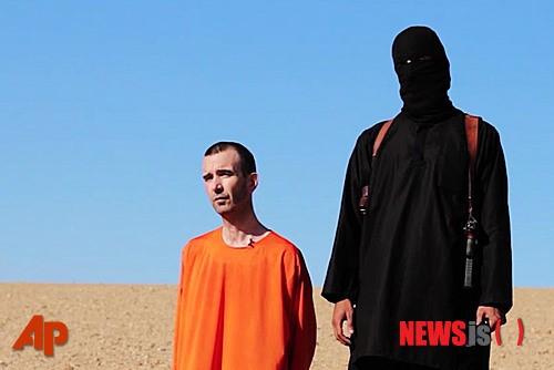 IS, 英인질 참수… 美 동맹국 경고