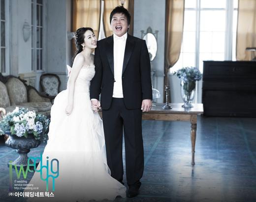 [포토] 김태균-김석류 웨딩사진, 그렇게 좋아요?