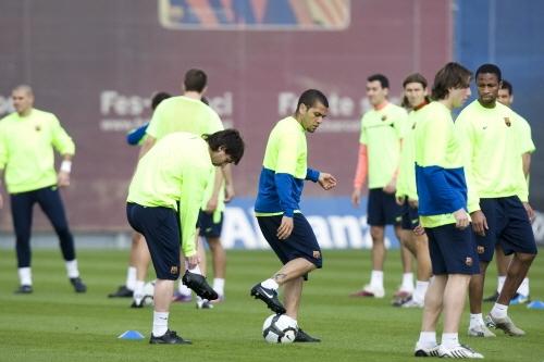 K리그 올스타-FC바르셀로나, 공개훈련 무료 개방