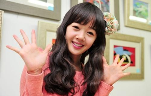 """*[스타예감]김보미, """"'제2의 박보영'보다는 '김보미'로 불리고 싶다"""""""
