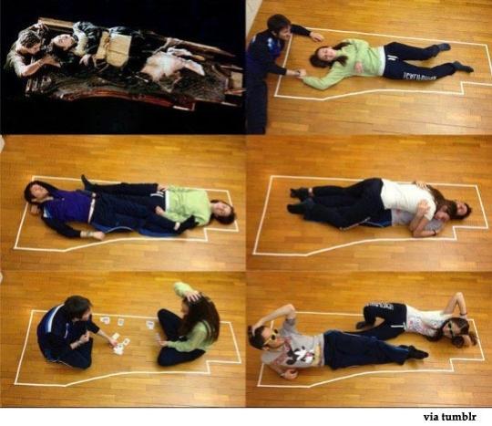 """타이타닉의 큰 실수 """"웃기는 자세로 해피엔딩 가능했다?"""""""