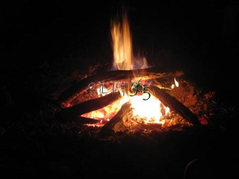 캠프파이어의 따뜻한 불꽃이 그리운 시절