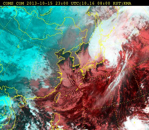 일본 태풍 위파 후쿠시마 방사능 유출 우려 '9년만에 10월 강력 태풍'
