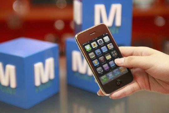 현대카드 M포인트몰, 아이폰 판매 실시