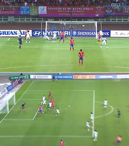 [인천 아시안게임] 한국, 사우디아라비아에 1-0 승리…김승대 결승골