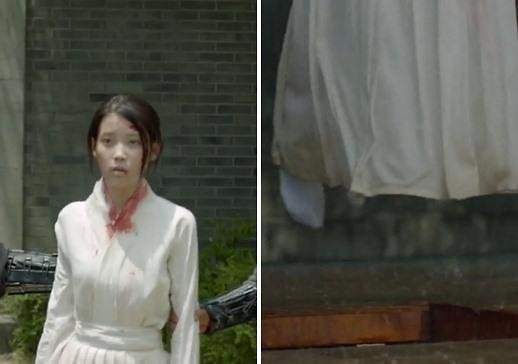 '달의연인 보보경심려 11회 예고' 황자 시해혐의 아이유 '교형'…이대로 죽음? [영상]