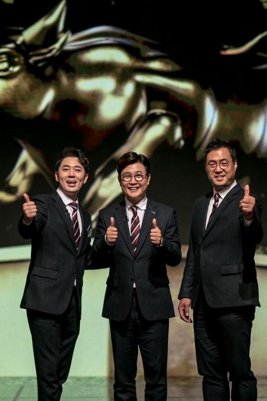 씨름의 희열, 이만기 김성주 붐