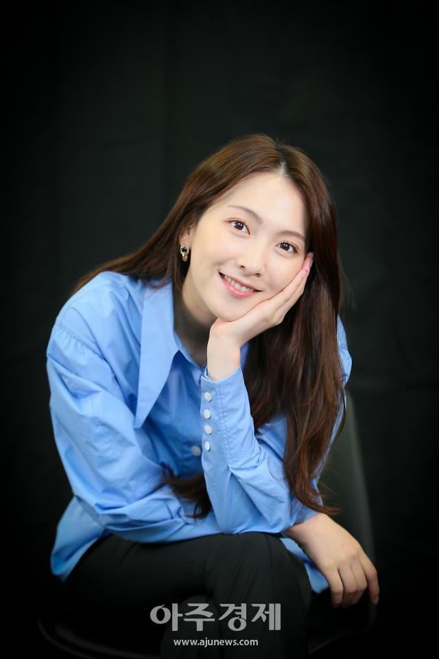 """[인터뷰] 강지영, '카라'의 막내에서 배우로 """"다시 여는 인생 2막"""""""