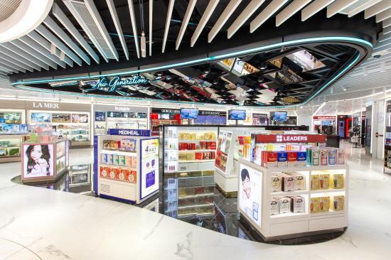 신라면세점, 홍콩 첵랍콕 국제공항 면세점 오픈