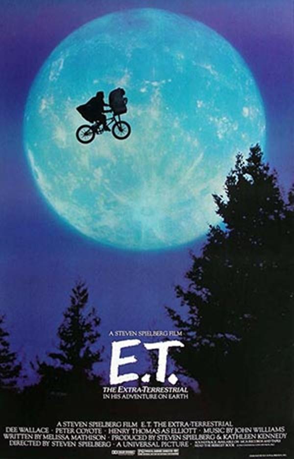 [EBS 주말영화-일요시네마] '이티(E.T.)' 죽기 전에 봐야하는 SF 영화