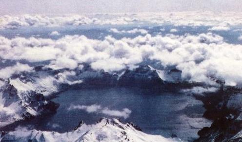`세계최대' 화산폭발 전력 있는 백두산