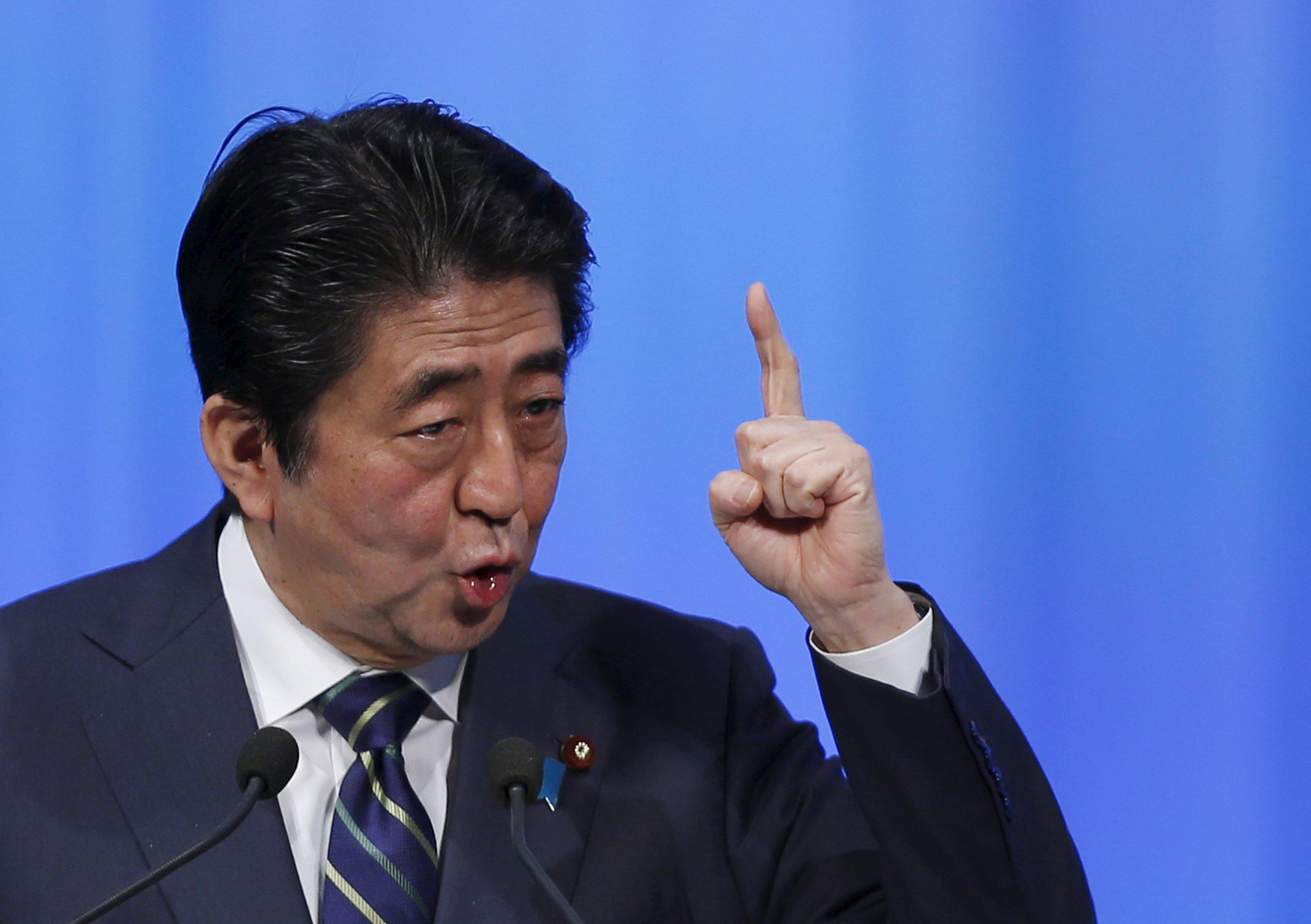 일본, 2차 소비세율 인상 잠정적 보류