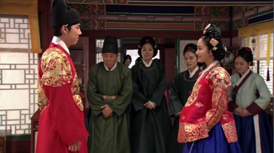 '인수대비' 최고시청률 4.26%, 채시라·김미숙·전혜빈 대립심화